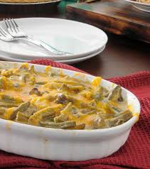 green bean casserole recipe side dish