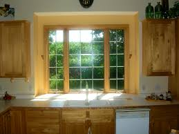 Bathroom Valances Ideas by Bathroom Pleasing Kitchen Sink Window Ideas Over Treatment