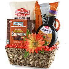 healthy gift baskets organic gluten free kosher diygb