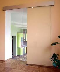 sliding kitchen doors interior fantastic solid glass doors and room dividers inviting