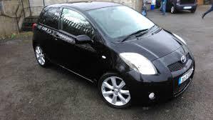 2008 toyota yaris manual used toyota yaris yaris 2008 petrol 1 8 black for sale in dublin
