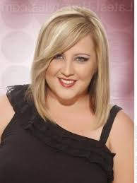 haircuts for round face plus size cute hairstyles for round faces plus size women cute short