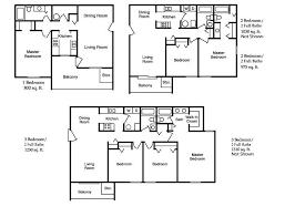 large floor plans everyone our large floor plans ashton parc