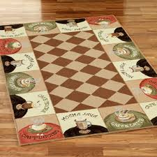 Round Rooster Rug Kitchen Mat Sets Collection Also Room Rooster Rugs Images