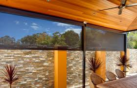 zipscreen outdoor roller blind awnings by inspired window