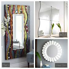mirrored home decor cozy inspiration 1 mirrored home decor wall mirrors cathedral mirror