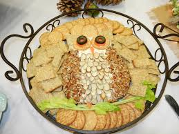 appetizer owl cheese