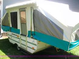 Camper Awnings For Sale 1997 Rockwood 1640 Freedom Pop Up Camper Item A1012 Sold
