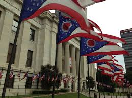 Ohio State Car Flags Meet The People Who Actually Write Ohio U0027s Laws And They U0027re Not