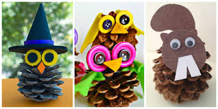 pine cone decoration ideas pine cone crafts for kids crayon box chronicles pine cone diy