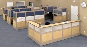 Attractive affordable reception desks at Marvel Furniture  Office