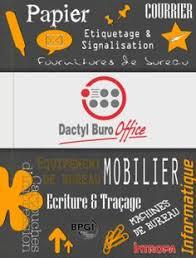 dactyl bureau orleans cartes de visite et flyers recto verso pour dr 2014 book