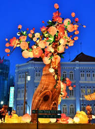 where to go in chinatown during new year in singapore the
