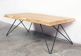Wohnzimmertisch Beine Kaffeetisch Mit W Beinen Modernes Tisch Couch Tisch