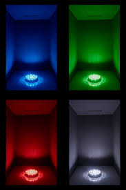 led centerpiece light 6 rechargeable battery powered color