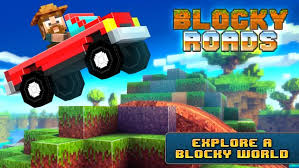 blocky roads version apk blocky roads apk free racing for android apkpure