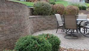 fendt retaining walls u2013 dale u0027s landscaping