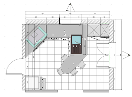 plans de cuisine plan amenagement cuisine 10m2 ctpaz solutions à la maison 29 may