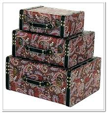 Decorative Storage Box Decorative Storage Boxes With Lids