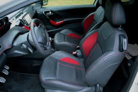 peugeot 208 gti inside european review peugeot 208 gti the truth about cars