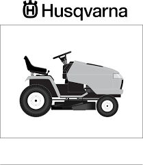 husqvarna lawn mower gt2254 user guide manualsonline com