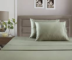 amazon com 4pc solid pine queen size bed complete 1 best seller luxury pima sheets on amazon unbelievable lowest