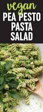 Creamy Pasta Salad Recipes Pea Pesto Pasta Salad Kitchen Treaty
