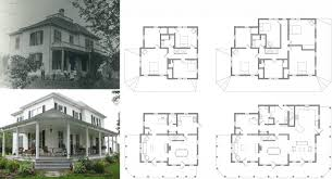 Farmhouse House Plans With Porches 13 Farmhouse House Plans That Look Old Style Open Floor For Simple