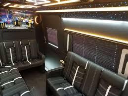 luxury mercedes sprinter mercedes benz 2500 luxury sprinter limo van 1483
