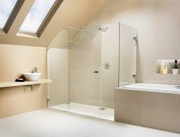 shower enclosures walkers at home