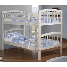 Linon Bunk Bed Linon Size Convertible Bunk Bed White Bj S Wholesale Club