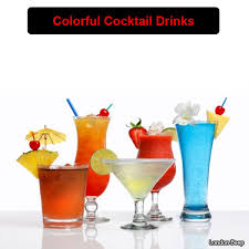 18 popular colorful cocktail drinks for party 2015 london