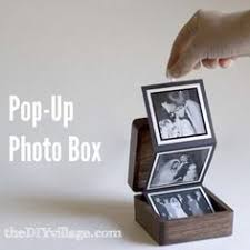 Photo Album Box Crafting With Canon Tiny Travel Album In A Box Travel Album