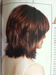hair with shag back view best 25 medium shag haircuts ideas on pinterest medium shag