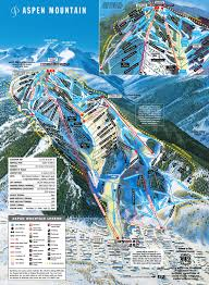 Colorado Mills Map by Snowmass Aspen Co Trail Map Webcams