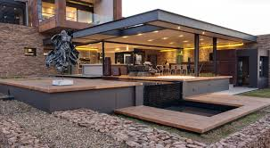roof flat roof one storey modern homes beautiful roof flat