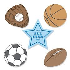 sports theme baby shower all sports baby shower decorations theme babyshowerstuff