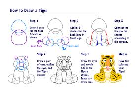 learn how to draw a tiger wkn webkinz newz