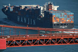 how will hanjin shipping u0027s bankruptcy impact real estate industrial