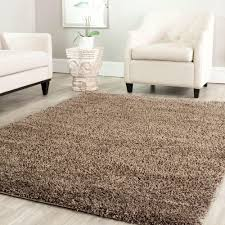 Carpets For Living Room by Safavieh California Shag White 8 Ft X 10 Ft Area Rug Sg151 1010