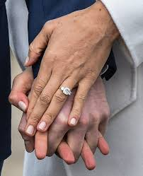 royal wedding ring meghan markle kate middleton and the engagement ring