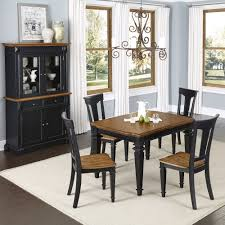 dining room buffet and hutch set decoration