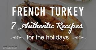 turkey recipes for the thanksgiving season