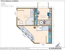 Small Pool House Floor Plans Pool House Floor Plans Or By House3 Diykidshouses Com