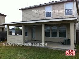 mega storage sheds porches