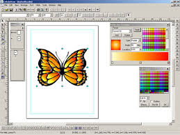 graphic design program graphic design and desktop publishing software screenshot