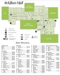 Mall Of America Store Map by Killeen Mall 89 Stores Shopping In Killeen Texas Tx 76543
