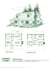 ranch log home floor plans uncategorized one level log home plan sensational with