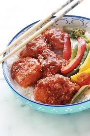 recettes de cuisine facile et rapide poulet du général tao recette facile et rapide cuisine culinaire