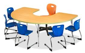 reading table and chair alumni classroom furniture inc